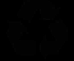 plasticsign recycle