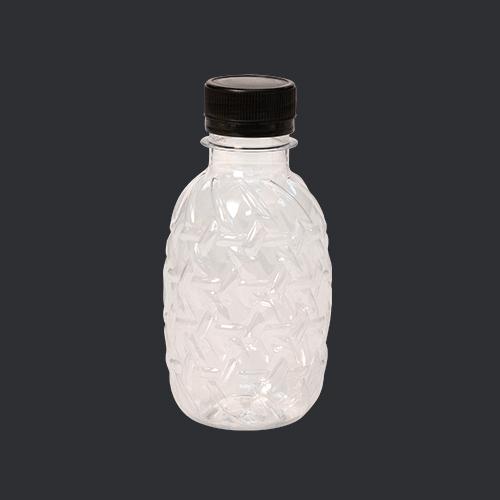 ขวดพลาสติก 180 ml Code 0.180CHALOM PET