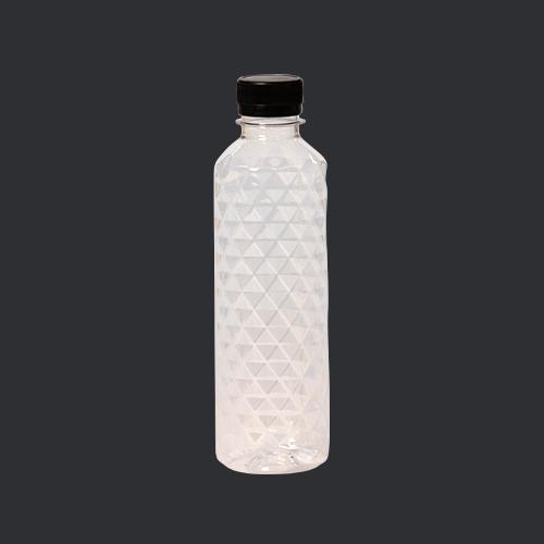ขวดพลาสติก 350 ml Code 0.350CRYSTAL