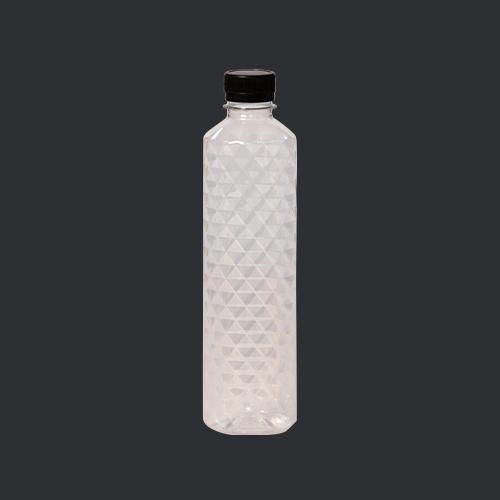 ขวดพลาสติก 500 ml Code 0.500CRYSTAL