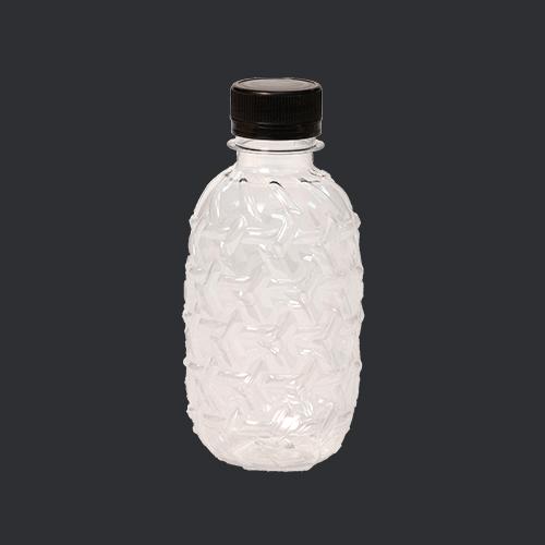 Plastic Bottle 250 ml Code 0.250CHALOM