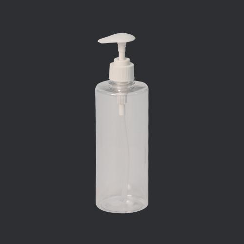 Plastic Bottle 500 ml Code หัวปั้มขวดกลมกระบอก