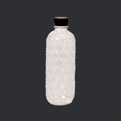 Plastic Bottle 500 ml Code 0.500CHALOM