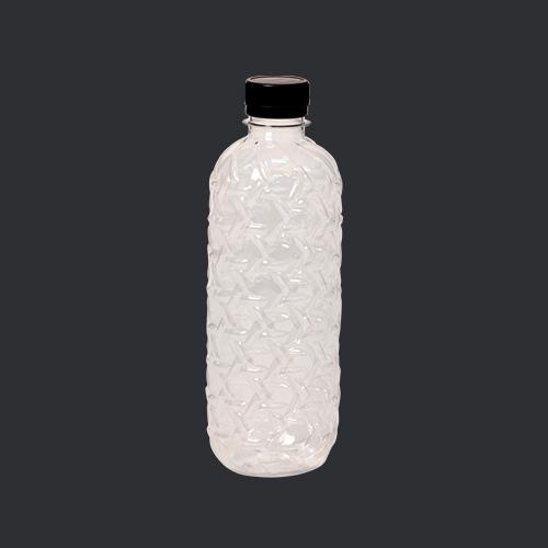 Plastic Bottle 500 ml Code 0.500CHALOM